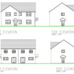 Pair of Semis Gaultree Square Plan