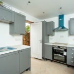 Haylett Mews - kitchen fitting
