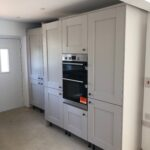 Kitchen Units and Oven, 19 Hungate Road